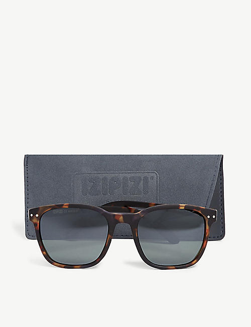IZIPIZI Sun Nautic square-frame sunglasses