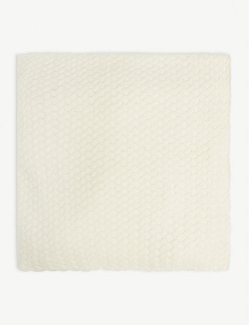 OYUNA: Cashmere throw