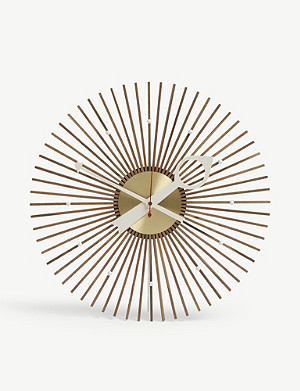 VITRA George nelson popsicle clock 35cm