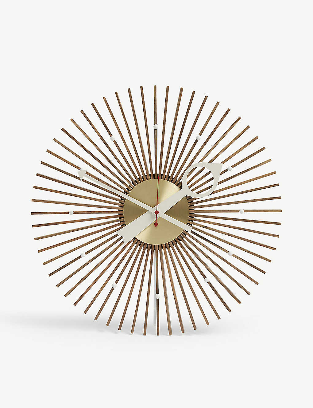 VITRA: George nelson popsicle clock 35cm