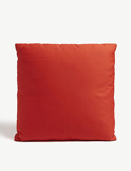 VITRA Alexander Girard embroidered wool-blend cushion 46cm x 46cm