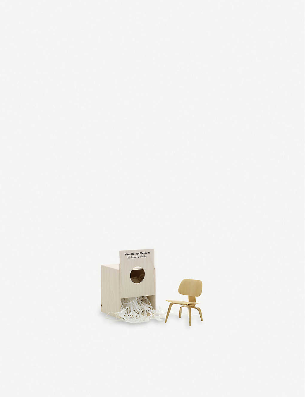 VITRA: Miniatures Collection LCW chair