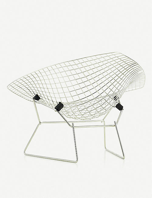 VITRA Diamond steel miniature chair