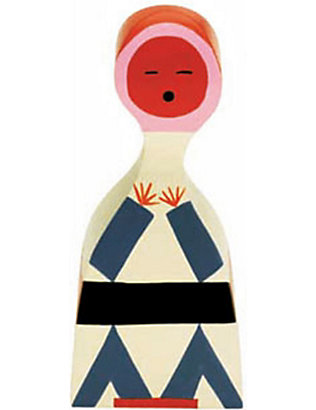 VITRA: Wooden doll no18