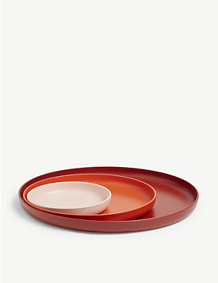 VITRA: Jasper morrison 2018 trays set of three