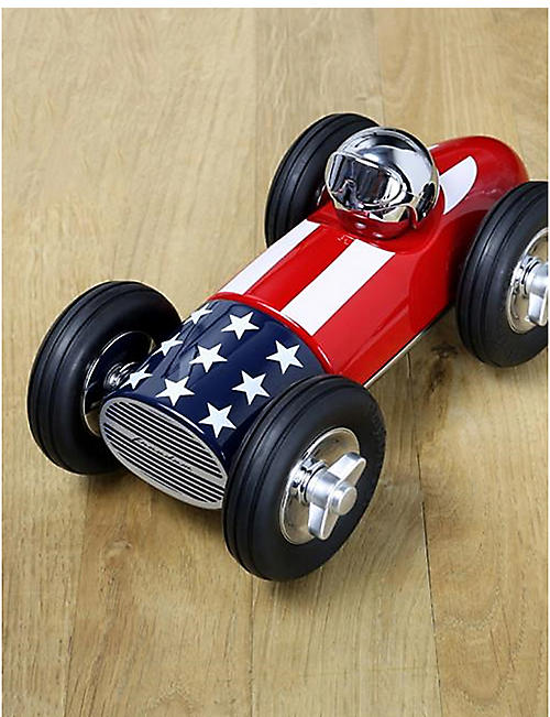 PLAYFOREVER Bonnie Freedom race car toy