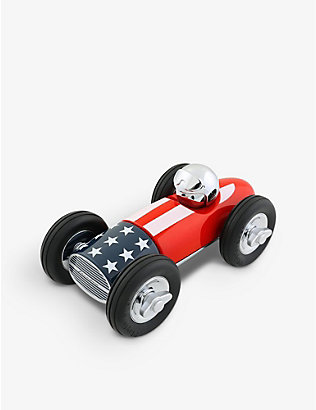 PLAYFOREVER: Bonnie Freedom race car toy