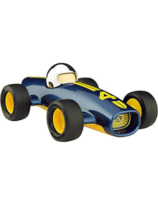 PLAYFOREVER: Malibu Lucas race car toy