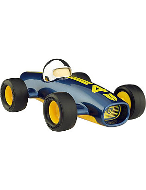 PLAYFOREVER Malibu Lucas race car toy