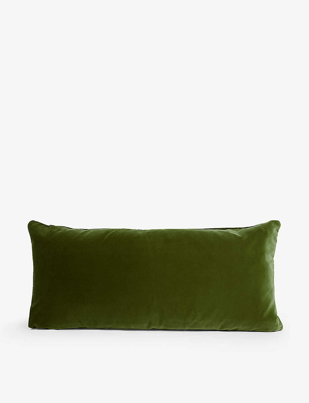 SOHO HOME: Monroe velvet cushion 27cm x 60cm