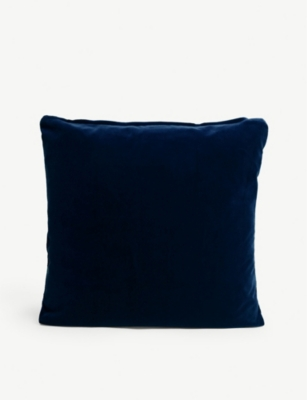 SOHO HOME Monroe square velvet cushion