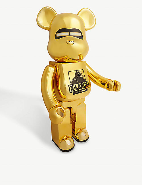 BE@RBRICK Sorayama x X-Large Clothing 1000% figure
