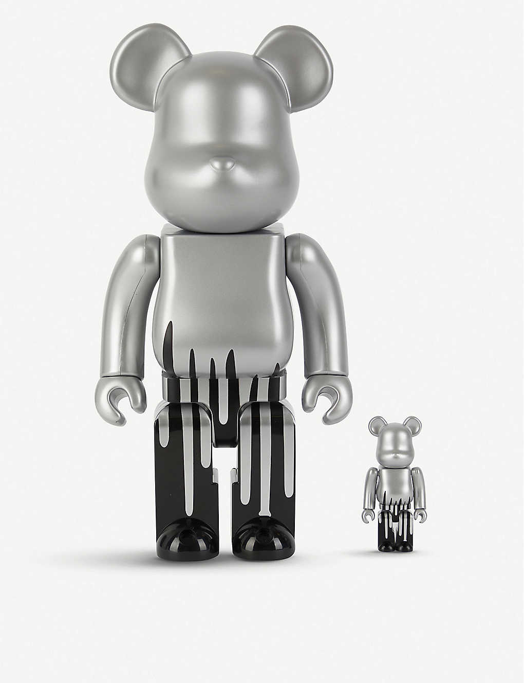 BE@RBRICK: Krink 100% & 400% figures set of two