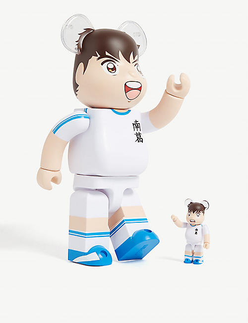 BE@RBRICK Yasuto Sasada 100% & 400% figures set of two