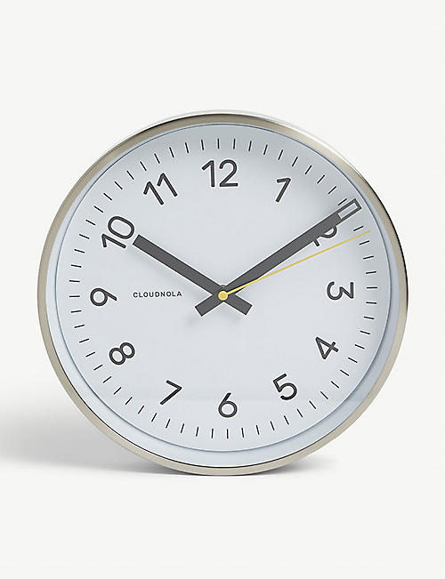 CLOUDNOLA Now wall clock