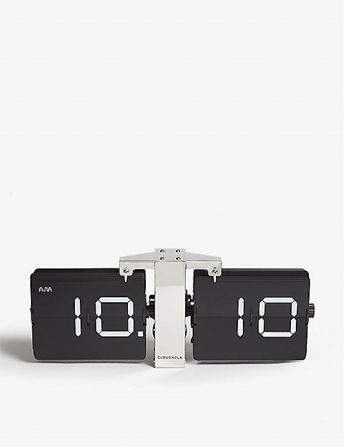 CLOUDNOLA Flipping Out flip clock