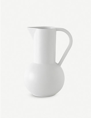 RAAWII: Small earthenware jug 20cm