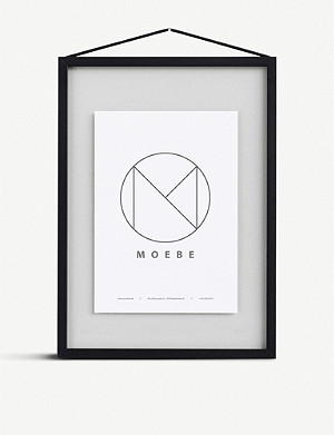 MOEBE Transparent A4 frame