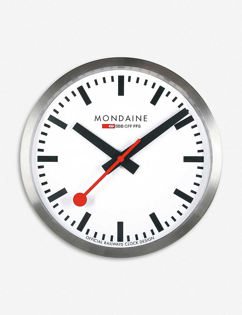 MONDAINE: Wall clock