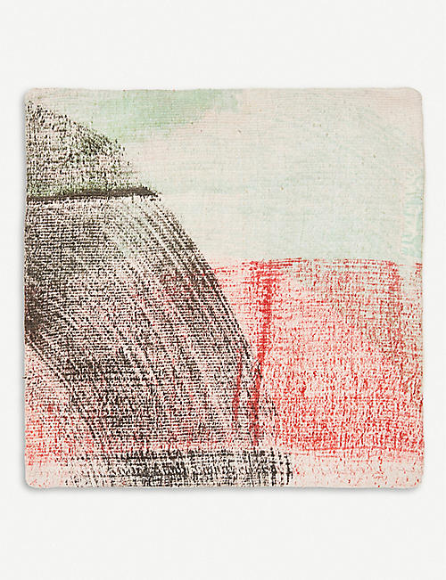 COTE PIERRE Abstract 07 X cushion 65x65cm