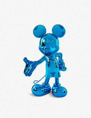 LEBLON DELIENNE Mickey Mouse Welcome chrome figurine 30cm