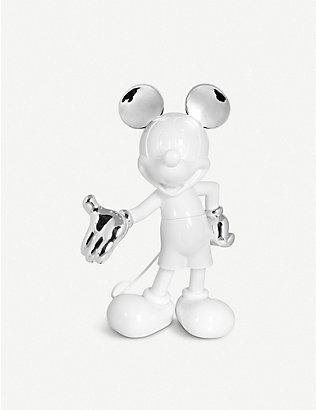 LEBLON DELIENNE: Mickey Mouse metallic trim figurine 30cm