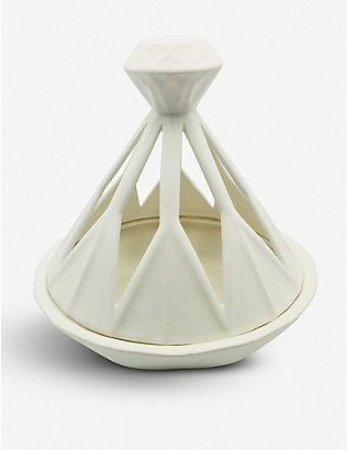 AGNES SANDAHL: Ceramic medium tagine pot 25cm