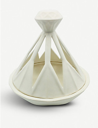 AGNES SANDAHL: Ceramic small tagine pot 20cm