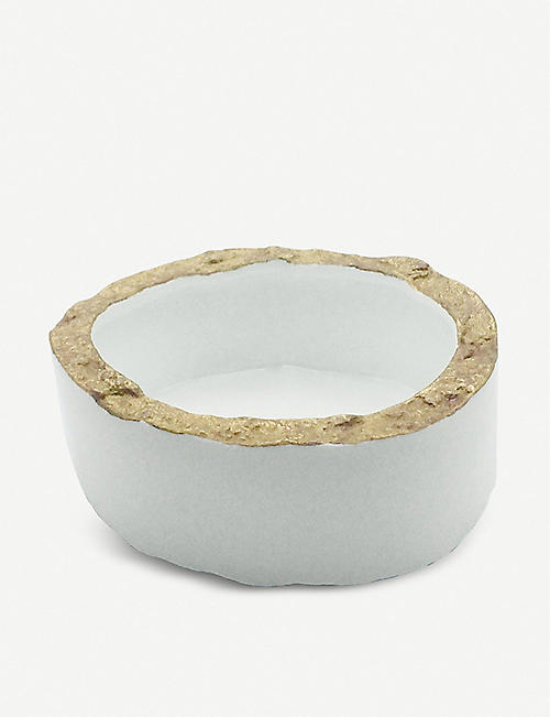 AGNES SANDAHL: Terra medium bowl 9cm
