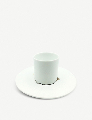 AGNES SANDAHL Terra cup and saucer set