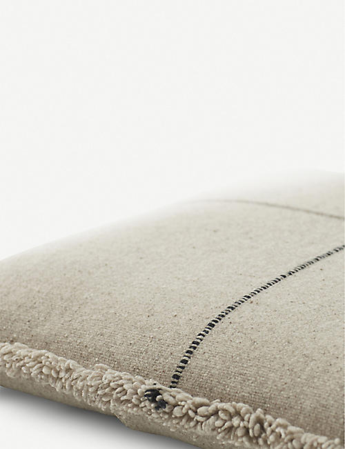 TEIXIDORS Thor ecological merino wool floor cushion