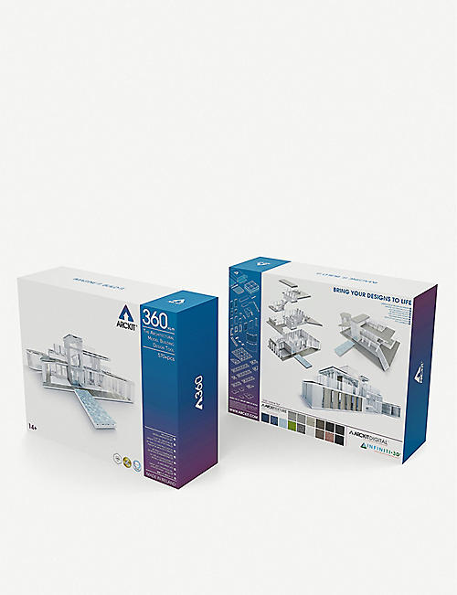 ARCKIT 360 architectural model kit 570 pieces
