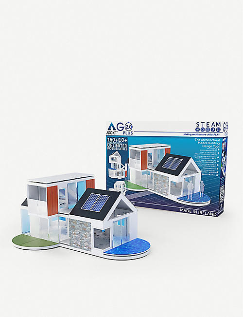 ARCKIT Go Plus 2.0 architectural model kit 160 pieces