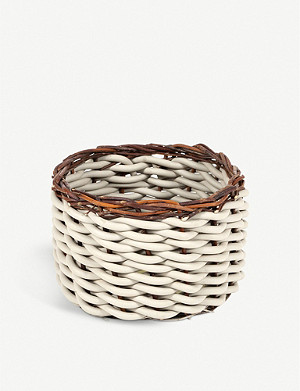 NEO Neo Twisted Basket 40 x 22cm