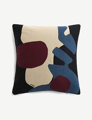 VISO Tapestry cotton pillow 44cm x 44cm