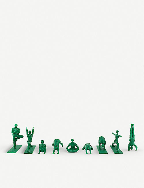 YOGA JOES Series 1 figures