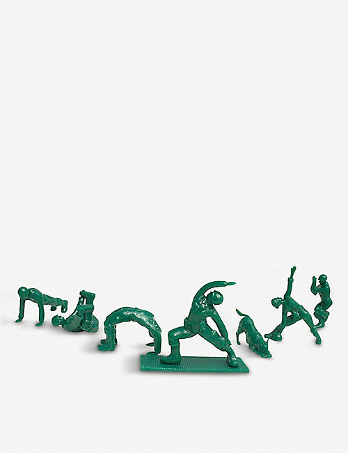 YOGA JOES Series 2 figures
