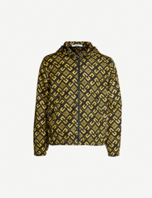 GIVENCHY 4G logo-print shell windbreaker jacket