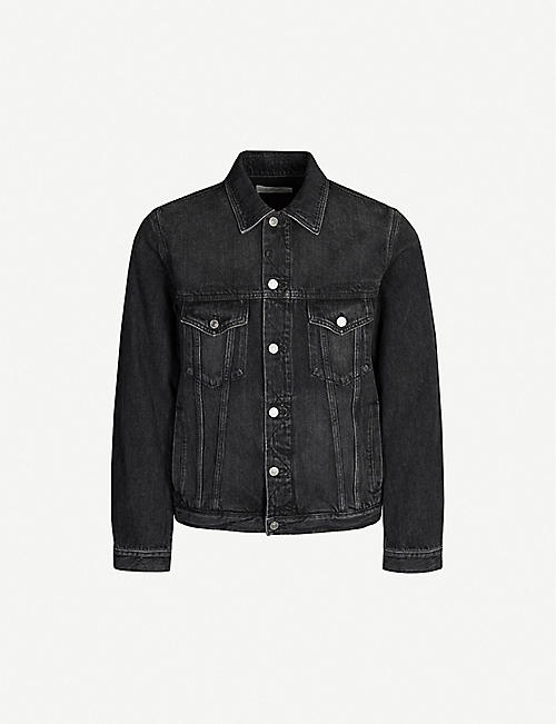 3897a6255 Denim jackets - Coats & jackets - Clothing - Mens - Selfridges ...