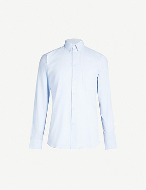 GIVENCHY Contemporary-fit cotton shirt