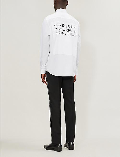 4e684875e7a63 Givenchy Men's - T-shirts, backpacks, shirts & more | Selfridges