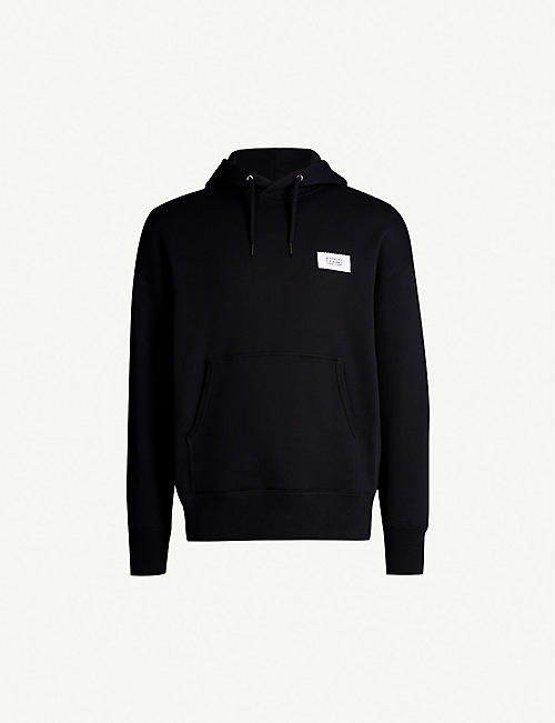 c306413b7a2 GIVENCHY Logo-print cotton-jersey hoody