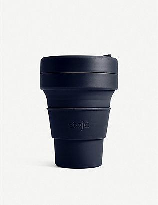 STOJO: Brooklyn Biggie collapsible travel cup 355ml