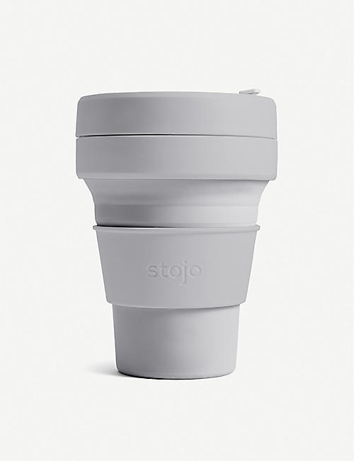 STOJO: Brooklyn Pocket collapsible travel mug 355ml