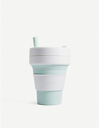 STOJO: Biggie collapsible travel mug 473ml