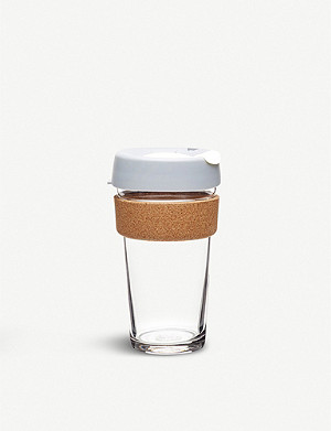 KEEPCUP Fika reusable coffee cup 455ml