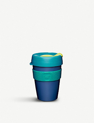 KEEPCUP Original reusable medium coffee cup 340ml