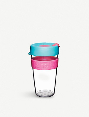 KEEPCUP Original Radiant plastic coffee cup 454ml