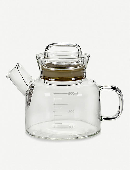 SERAX: Small glass teapot 500ml