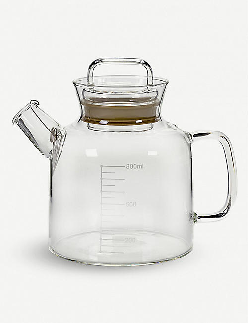 SERAX: Large glass teapot 800ml